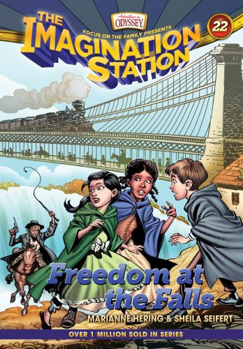 Freedom at the Falls - Softcover