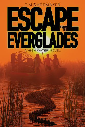 Escape from the Everglades - Softcover