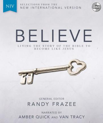 NIV, Believe, Audio CD - CD-Audio