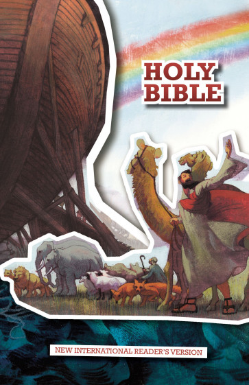 NIrV, Children's Holy Bible, Paperback - Softcover