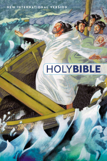 NIV, Children's Holy Bible, Paperback - Softcover