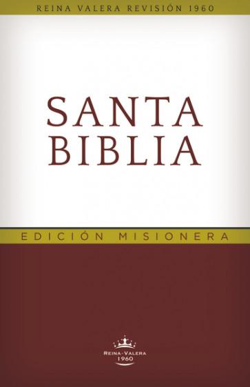 RVR60 Santa Biblia - Edición Misionera - Softcover