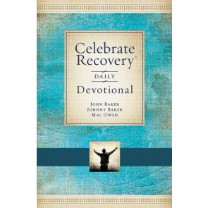 Celebrate Recovery Daily Devotional : 366 Devotionals - Hardcover
