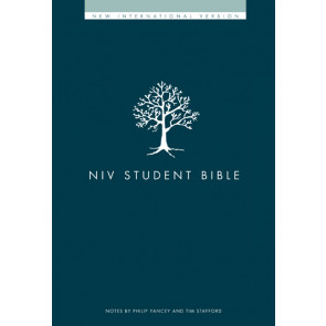 NIV Student Bible - Softcover
