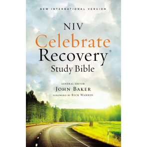 NIV Celebrate Recovery Bible - Softcover