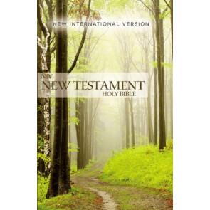 NIV, Outreach New Testament, Paperback - Softcover