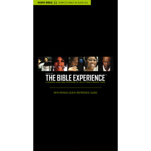 Inspired By . . . The Bible Experience: The Complete Bible TNIV , Audio CD - CD-Audio