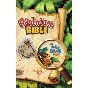 NIV, Adventure Bible, Paperback, Full Color - Softcover
