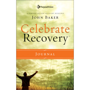 Celebrate Recovery Journal - Hardcover