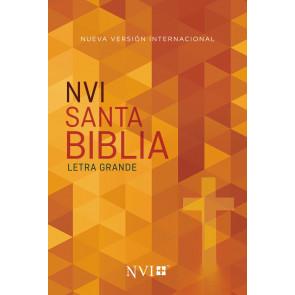 Santa Biblia NVI - Letra Grande Económica - Softcover