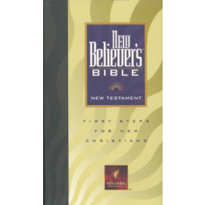 New Believer's Bible New Testament: NLT1 - Softcover