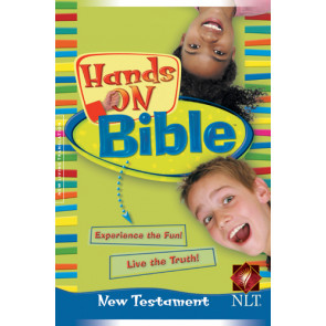 Hands-On Bible NLT New Testament - Softcover