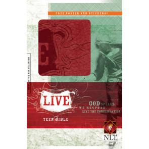 Live NLT - LeatherLike Rose Glimmer
