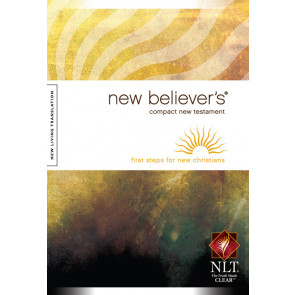 New Believer's Compact New Testament NLT - Softcover