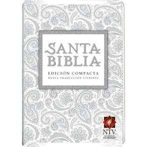 Santa Biblia NTV, edición compacta - LeatherLike With ribbon marker(s)