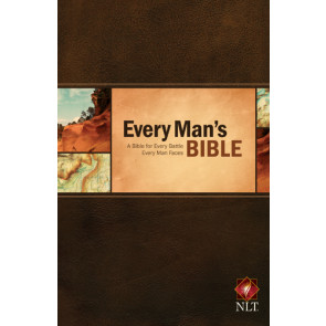 Every Man's Bible NLT - Softcover