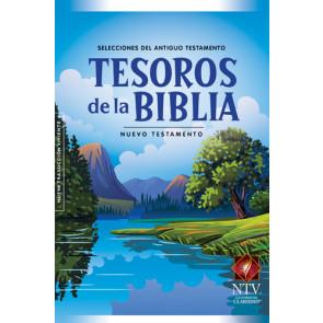 Tesoros de la Biblia NTV - Hardcover