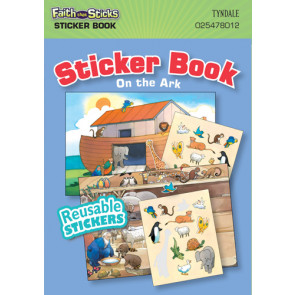 On the Ark Sticker Book - Stickers