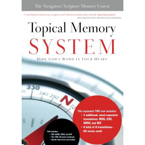 Topical Memory System - Cards
