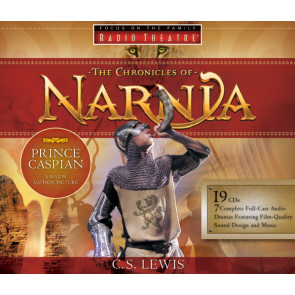 The Chronicles of Narnia Complete Set - CD-Audio