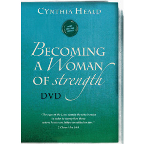 Becoming a Woman of Strength DVD - DVD video