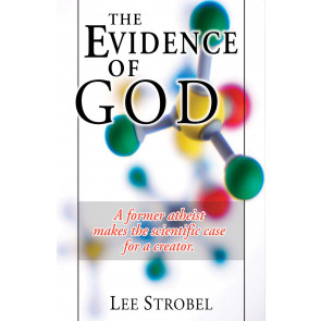 Evidence of God (ATS)  NIV 25-pack