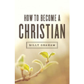 How to Become a Christian (ATS)  - Pamphlet