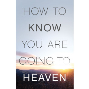 How to Know You Are Going to Heaven 25 pack