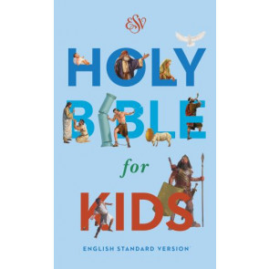 ESV Holy Bible for Kids, Economy - Softcover