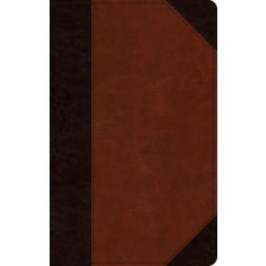 ESV Single Column Thinline Bible  - Imitation Leather With ribbon marker(s)