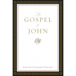 ESV Gospel of John  - Softcover Multicolor