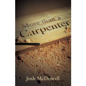 More Than a Carpenter  - Pamphlet