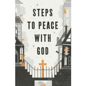 Halloween Steps to Peace with God  - Pamphlet