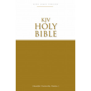 KJV, Economy Bible, Paperback - Softcover