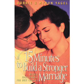 15 Minutes to Build a Stronger Marriage - Softcover