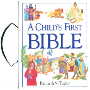 A Child's First Bible, With Handle - Hardcover