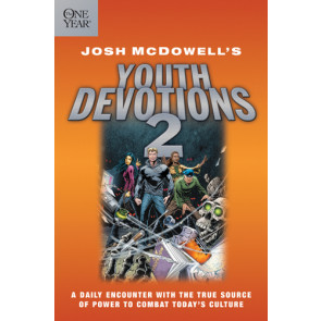 The One Year Josh McDowell's Youth Devotions 2 - Softcover / softback