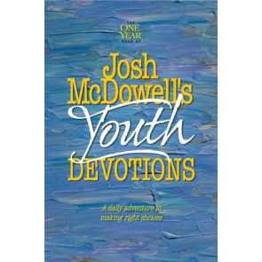 The One Year Josh McDowell's Youth Devotions - Softcover / softback