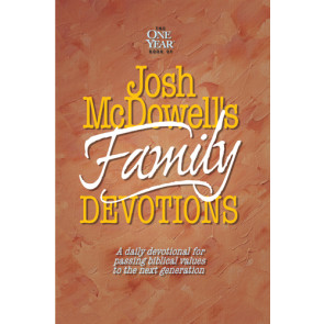 The One Year Book of Josh McDowell's Family Devotions - Softcover / softback