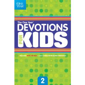 The One Year Devotions for Kids #2 - Softcover / softback