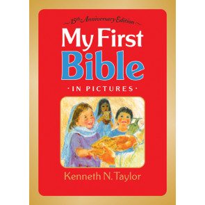 My First Bible in Pictures, Without Handle - Hardcover
