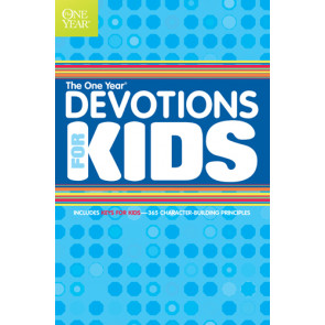 The One Year Devotions for Kids #1 - Softcover / softback