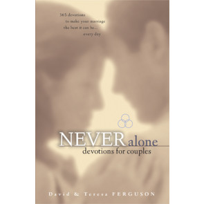 Never Alone Devotions for Couples - Softcover / softback