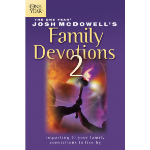 The One Year Josh McDowell's Family Devotions 2 - Softcover / softback