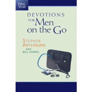 The One Year Devotions for Men on the Go - Softcover
