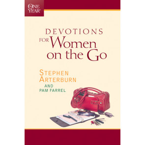 The One Year Devotions for Women on the Go - Softcover