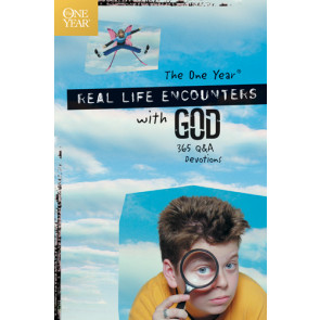 The One Year Real Life Encounters with God - Softcover / softback