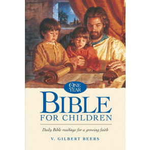 The One Year Bible for Children - Hardcover