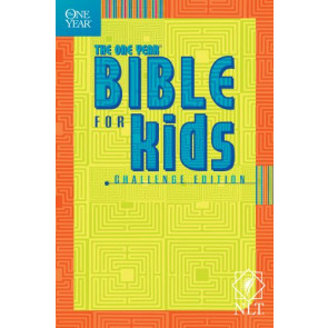 The One Year Bible for Kids, Challenge Edition NLT - Softcover / softback
