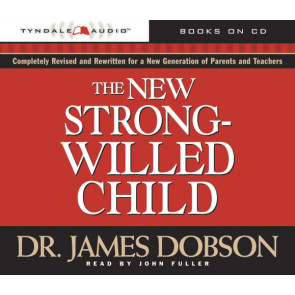The New Strong-Willed Child - CD-Audio
